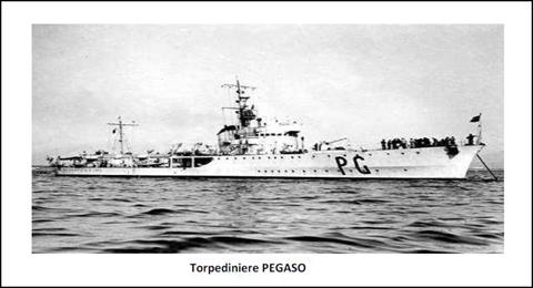 regio torpediniere Pegaso - www.lavocedelmarinaio.com