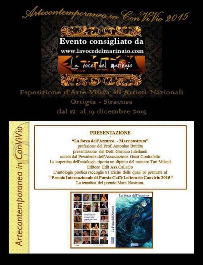 12-19.12 La forza dell'azzurro Mare nostrum - www.lavocedelmarinaio.com