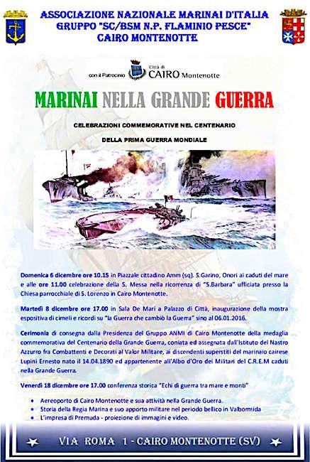 6-8.12 a Cairo Montenotte - www.lavocedelmarinaio.com