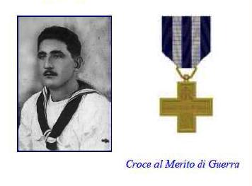 Francesco Gullace marinaio fuochista - www.lavocedelmarinaio.com