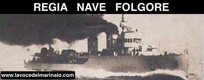Regio cacciatorpediniere Folgore - www.lavocedelmarinaio.com