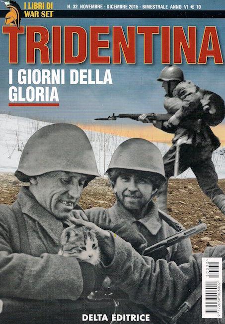 Tridentina - I giorni della Gloria copia copertina