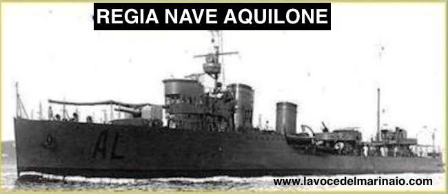 regia nave Aquilone - www.lavocedelmarinaio.com