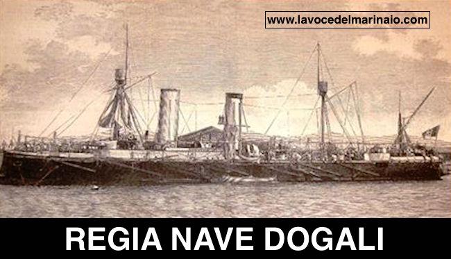regia nave Dogali - www.lavocedelmarinaio.com