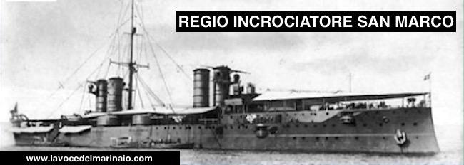 regio incrociatore San Marco - www.lavocedelmarinaio.com