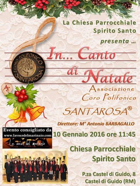 10.1.2016 a Castel di Guido - www.lavocedelmarinaio.com