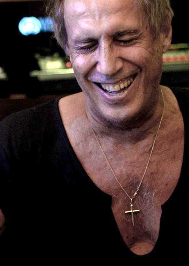 Adriano Celentano per gentile concessione a Gianni Bella Official