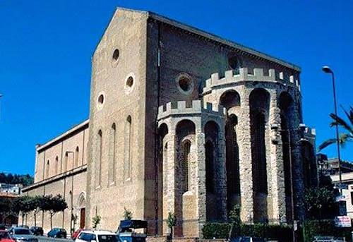 Chiesa S.Francesco all'Immacolata di Messina