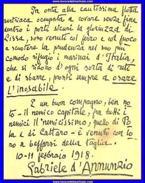 10-11.2.1918 la beffa di Buccari - www.lavocedelmarinaio.com(2)