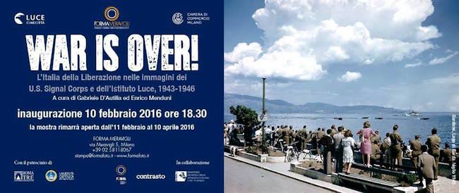 10.2 - 10.4.2016 a Milano war is over - www.lavocedelmarinaio.com