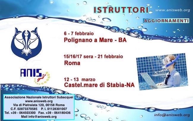 15-17.2.2016 a Roma con ANIS - www.lavocedelmarinaio.com