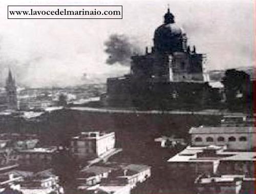 21.2.1943 bombardamenti aerei sulla città di Napoli - www.lavocedelmarinaio.com