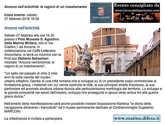27.2.2014 ad Ancona - www.lavocedelmarinaio.com