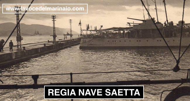 3.2.1943 nave Saetta - www.lavocedelmarinaio.com