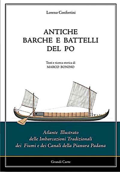 Antiche barche e battelli del Po - copia copertina - www.lavocedelmarinaio.com