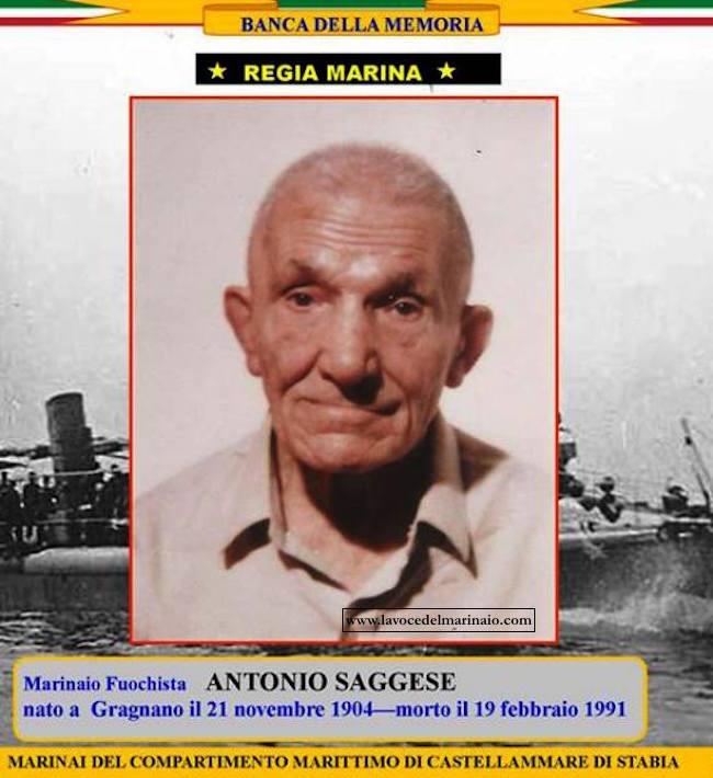 Antonio Saggese - www.lavocedelmarinaio.com