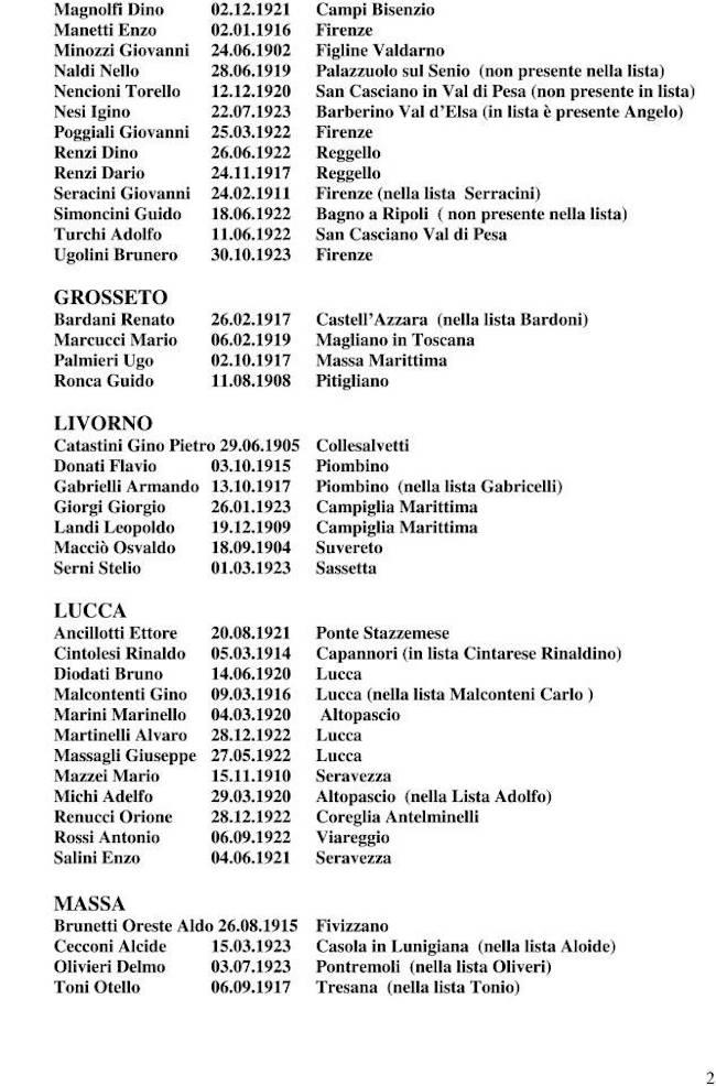 Elenco dei naufraghi del prisoscafo Oria (ricerca effettuata da Caprio Antonio e Giuseppe Gennaro) - www.lavocedelmarinaio.com (2)