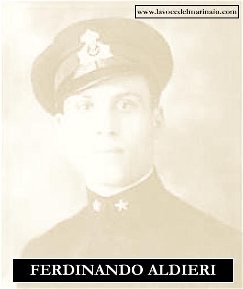 Ferdinando Aldieri - www.lavocedelmarinaio.com