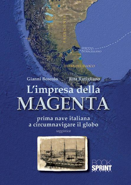 L'IMPRESA DELLA MAGENTA (GIANNI BOSCOLO) LA COPERTINA - COPIA - www.lavocedelmarinaio.com