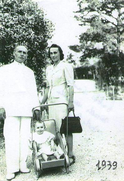 La famiglia Mattei e il giovane Ubaldo - www.lavocedelmarinaio.com (f.p.g.c. dell'autrice diritti riservati)