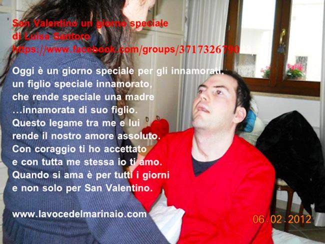 Luisa e Lillo Santoro per www.lavocedelmarinaio.com