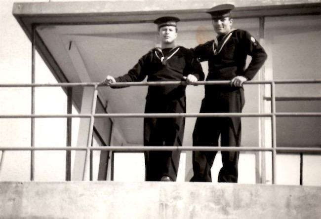 Sergio Avallone e Agostino Sommella (f.p.g.c. Sergio Avallone a www.lavocedelmarinaio.com