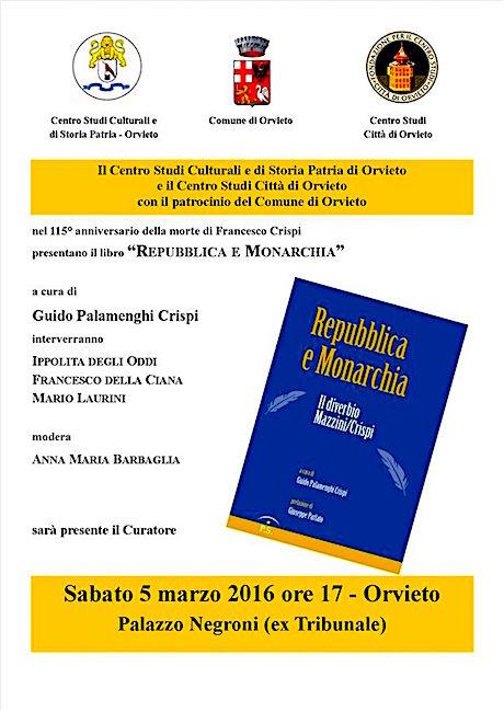 5.3.2016  a Orvieto - www.lavocedelmarinaio.com