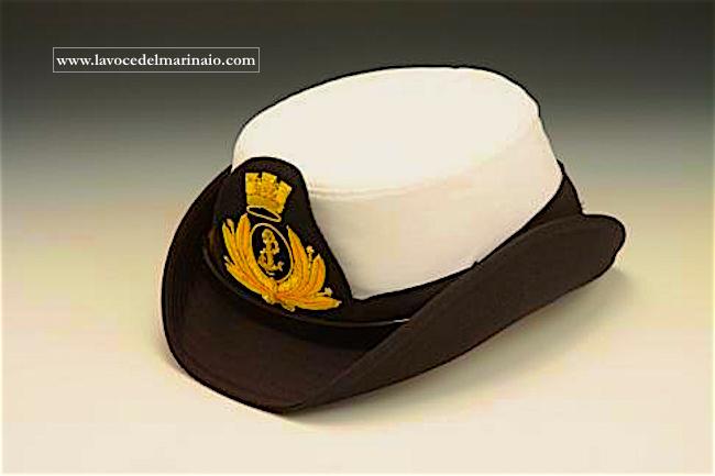 Berretto da donna di marina militare - www.lavocedelmarinaio,com