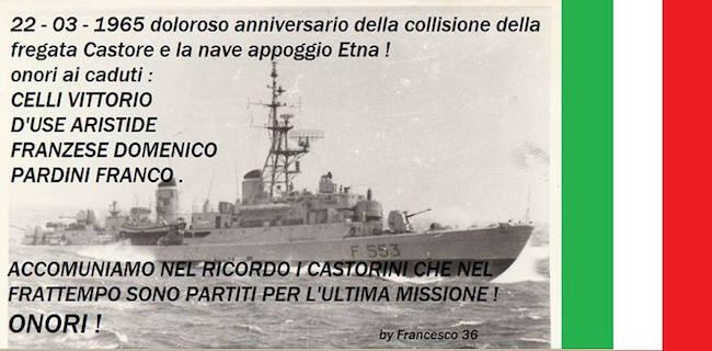 Caduti castore - www.lavocedelmarinaio.com