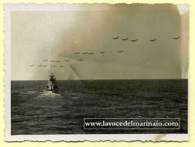 I Divisione in navigazione - www.lavocedelmarinaio.com