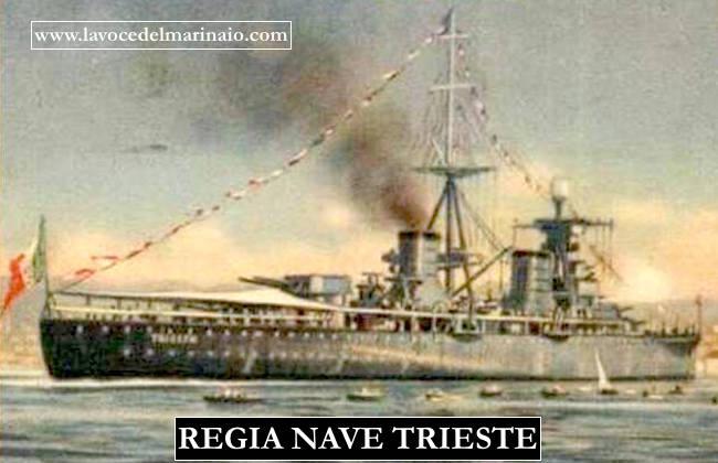 10.4.1943 Nave Trieste - www.lavocedelmarinaio.com