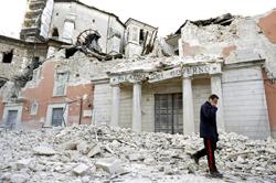 12 - terremoto dell'aquila