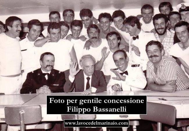 18.4.1994 Qui San Giorgio, vi saluta Ruggero Orlando con Brandano, Bassanelli - www.lavocedelmarinaio.com
