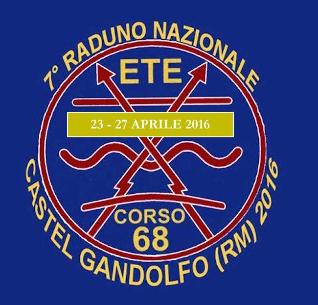 23-27.4.2016 a Castel Gandolfo (RM) 7° raduno nazionale - www.lavocedelmarinaio.com