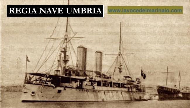 23.4.1891 varo nave Umbria