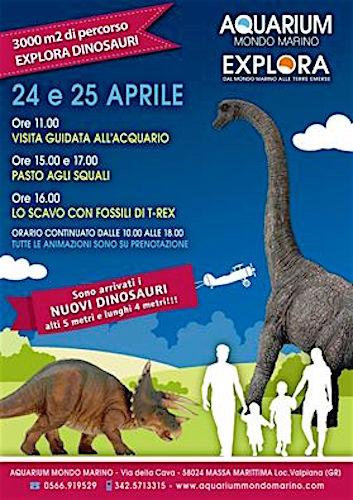 24-25.4.2016 aquarium mondo marino - www.lavocedelmarinaio.com