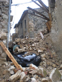 32 - terremoto dell'Aquila