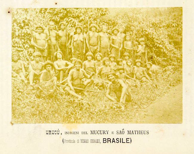 Indigeni del Brasile - foto internet - www.lavocedelmarinaio.com