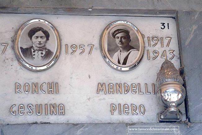 Piero Mandelli - www.lavocedelmarinaio.com