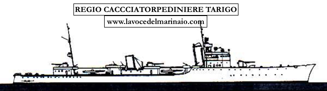 REGIO CACCIATORPEDINIERE TARIGO - WWW.LAVOCEDELMARINAIO.COM