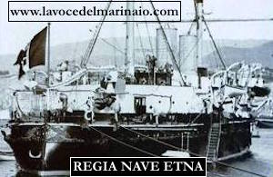 Regia nave Etna - www.lavocedelmarinaiocom