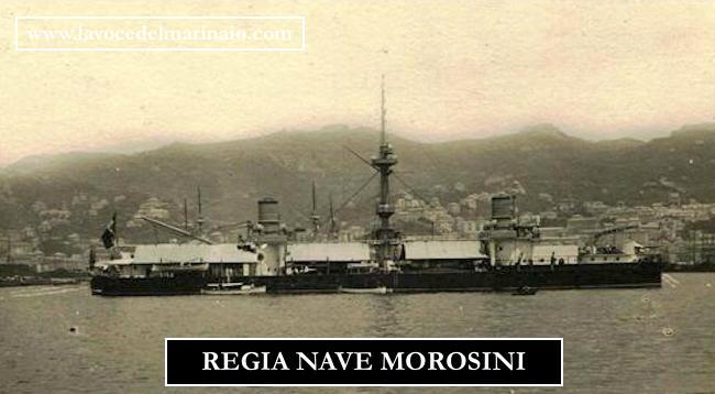 Regia nave Morosini - www.lavocedelmarinaio.com