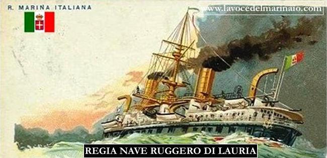 Regia nave Ruggero di Lauria - www.lavocedelmarinaio.com