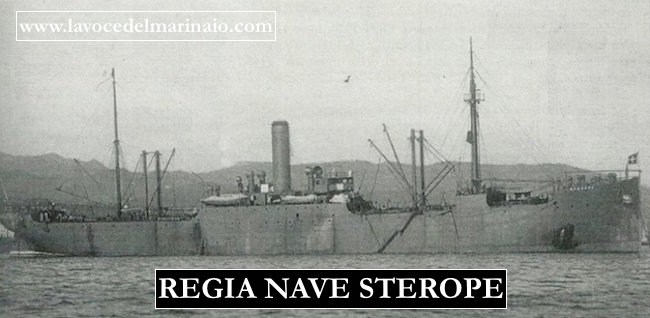 nave Sterope - www.lavocedelmarinaio.com