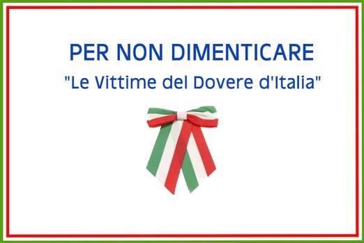 per non dimenticare le vittime del dovere - www.lavocedelmarinaio.com