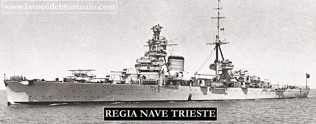 regia nave Trieste - www.lavocedelmarinaio.com