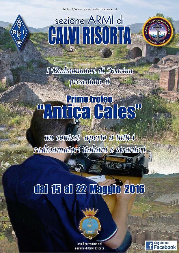 15-22.5.2016 Calvi Risorta - www.lavocedelmarinaio.com