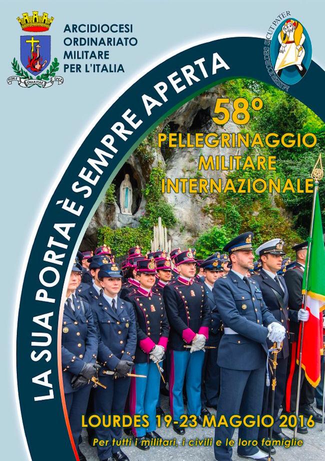 19-23.5.2016 pellegrinaggio militare internazionale a  lourdes - www.lavocedelmarinaio.com