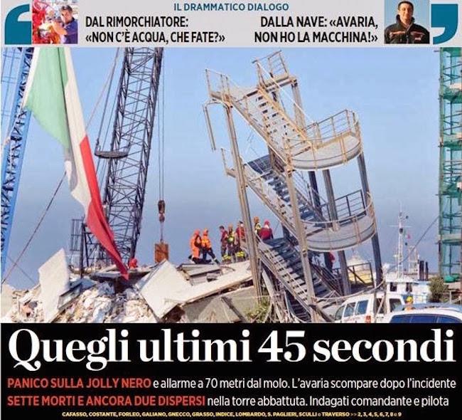 45 secondi - www.lavocedelmarinaio.com