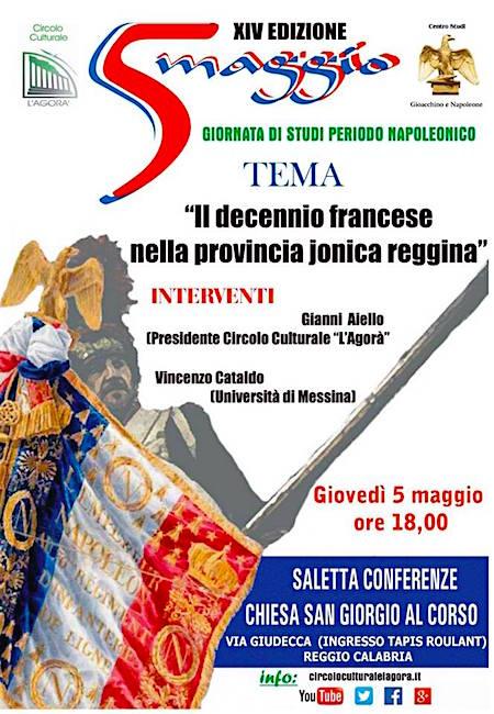 5.5.2016 a Reggio Calabria - www.lavocedemarinaio.com